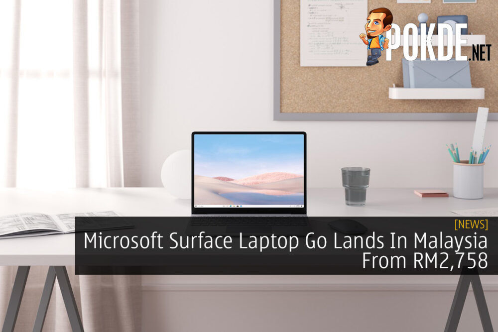 Microsoft Surface Laptop Go Lands In Malaysia From RM2,758 24