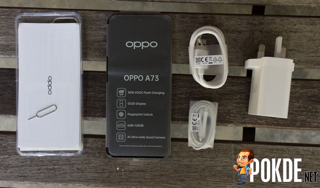 OPPO A73 Review — Lightweight Performer? 22