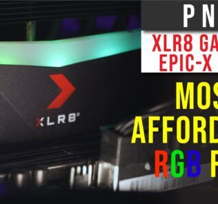 PNY XLR8 Gaming EPIC-X RGB Review — No reason being this affordable 25