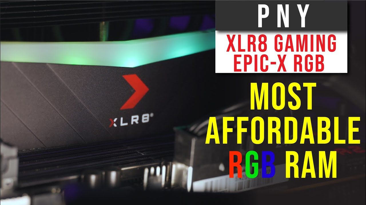 PNY XLR8 Gaming EPIC-X RGB Review — No reason being this affordable 22
