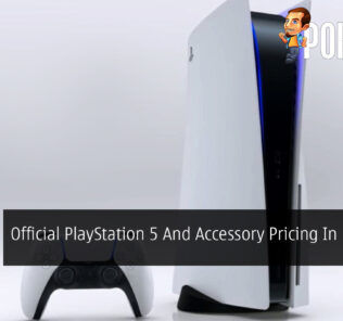 Official PlayStation 5 And Accessory Pricing In Malaysia 24