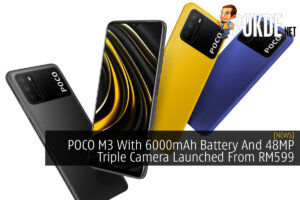 POCO M3 With 6000mAh Battery And 48MP Triple Camera Launched From RM599 33