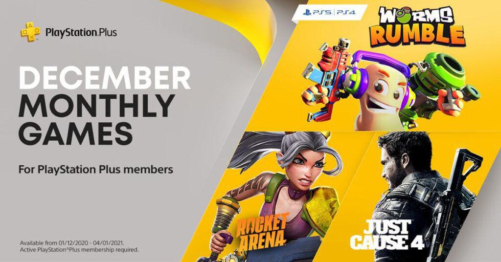 PS Plus December 2020 Free Games Lineup 25