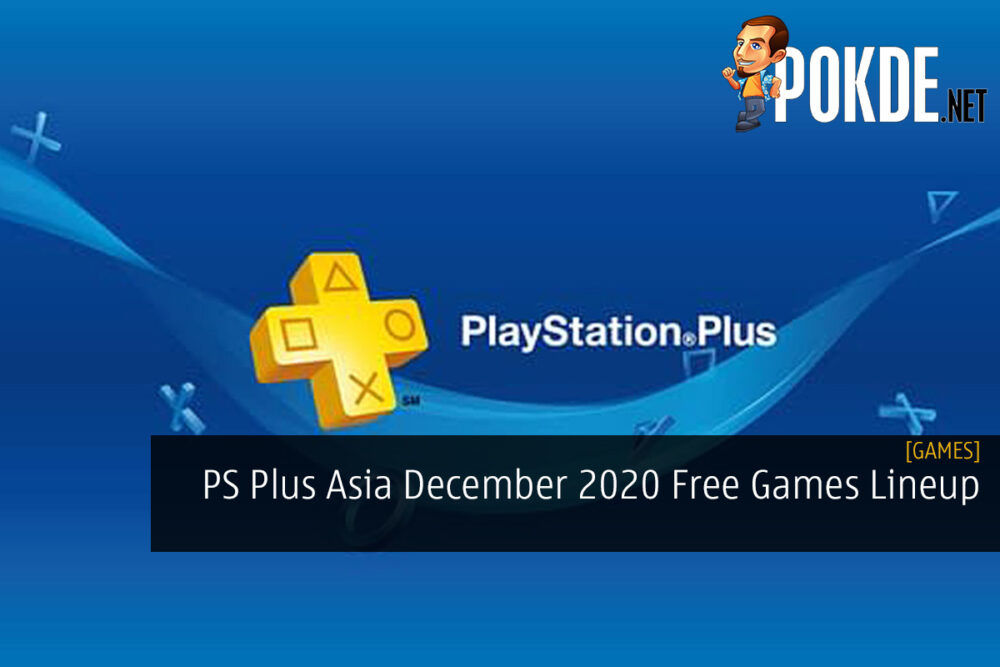 PS Plus Asia December 2020 Free Games Lineup 23