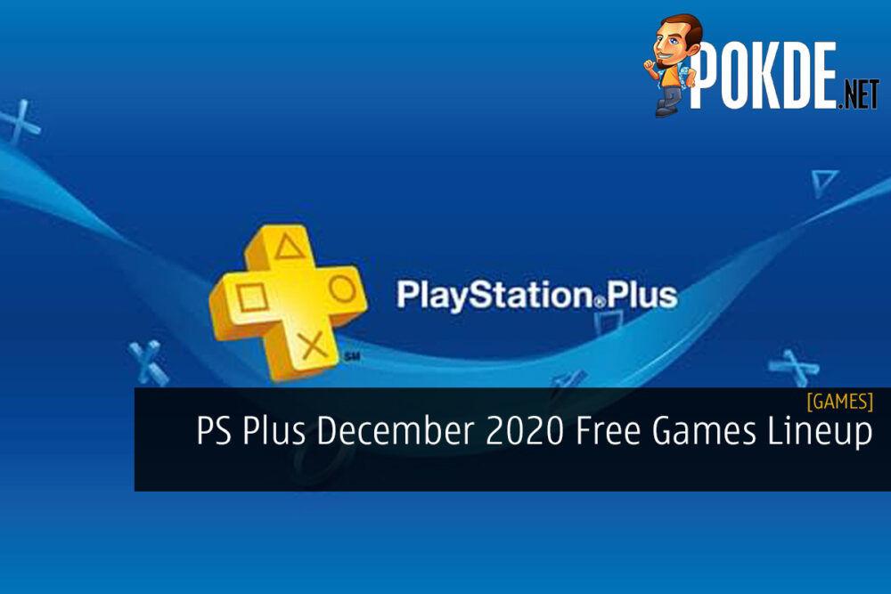 PS Plus December 2020 Free Games Lineup 24