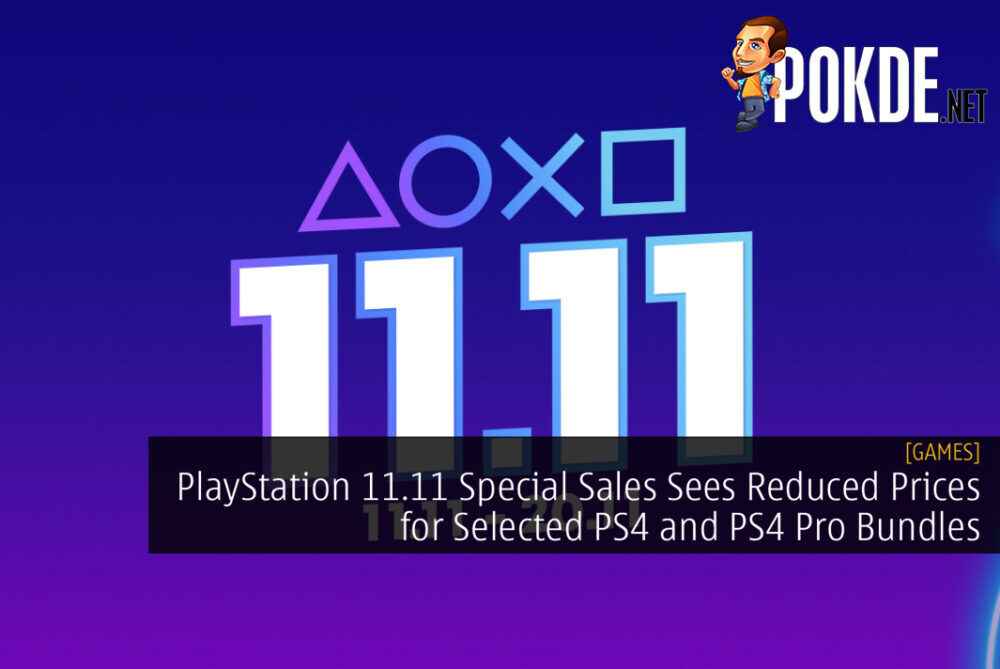 PlayStation 11.11 Sale cover
