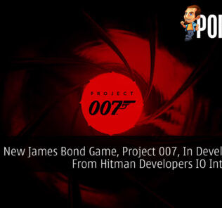 Project 007 cover