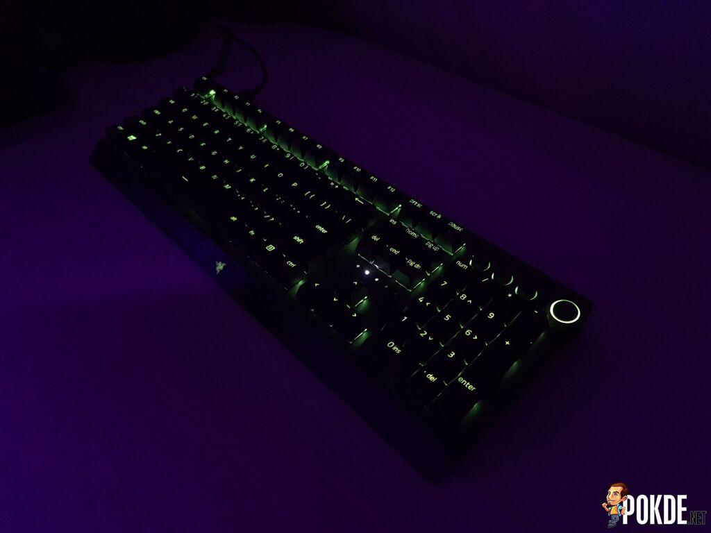 Razer BlackWidow V3 Pro Review