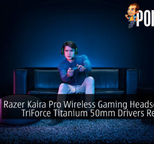 Razer Kaira Pro Wireless Gaming Headset With TriForce Titanium 50mm Drivers Revealed 30
