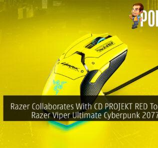 Razer Viper Ultimate Cyberpunk 2077 Edition mouse cover final