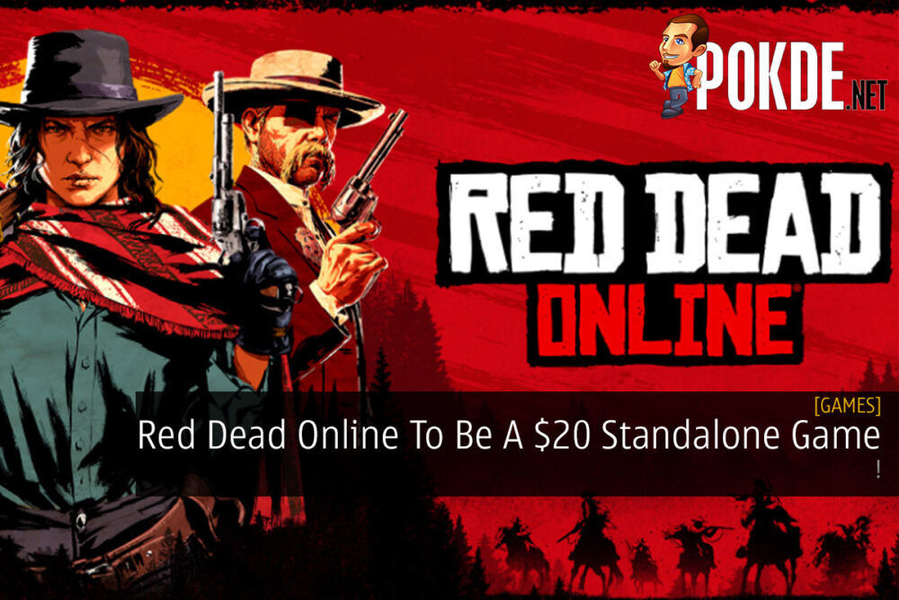 Red Dead Online To Be A $20 Standalone Game 27
