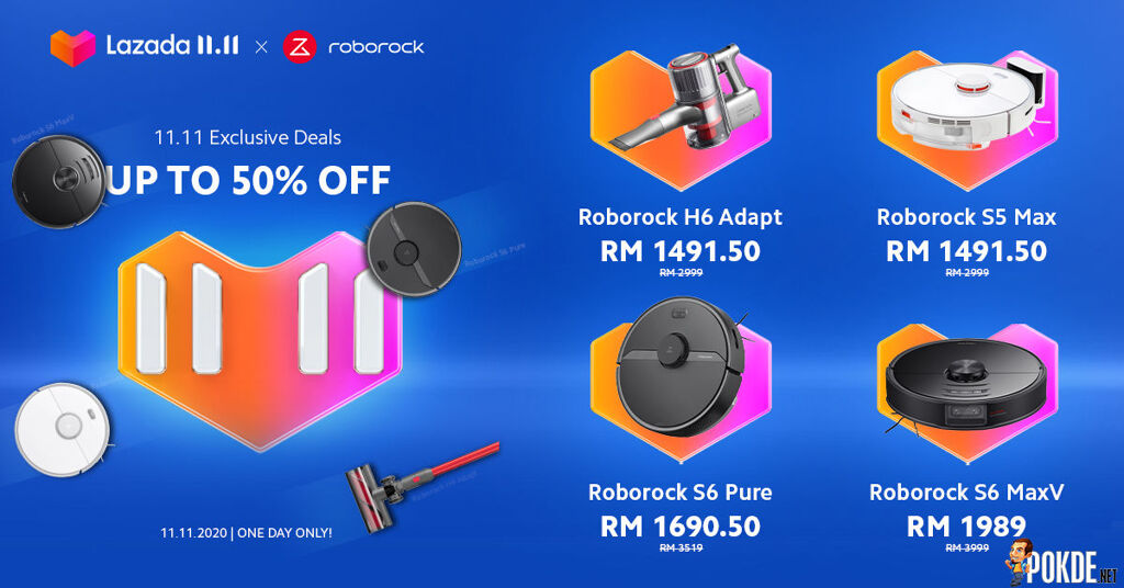 Roborock 11.11 All Products
