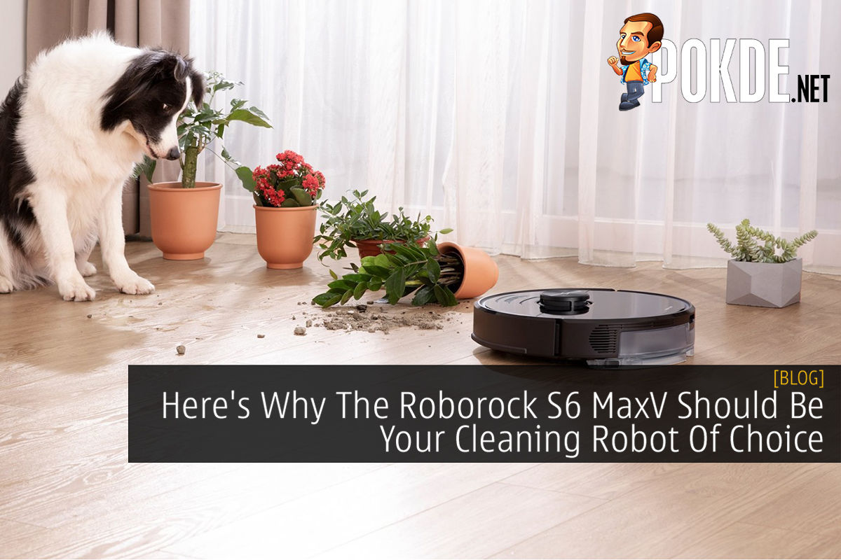 Roborock S6 MaxV cover