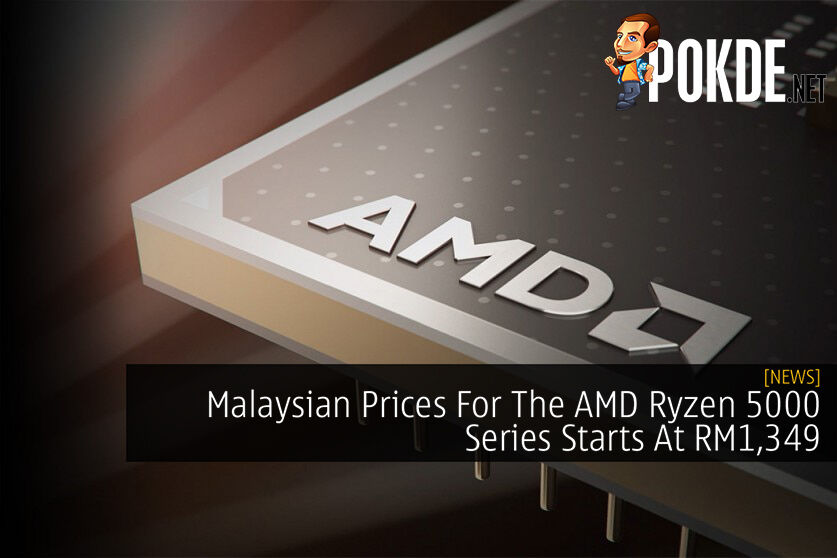AMD Ryzen 5000 series prices