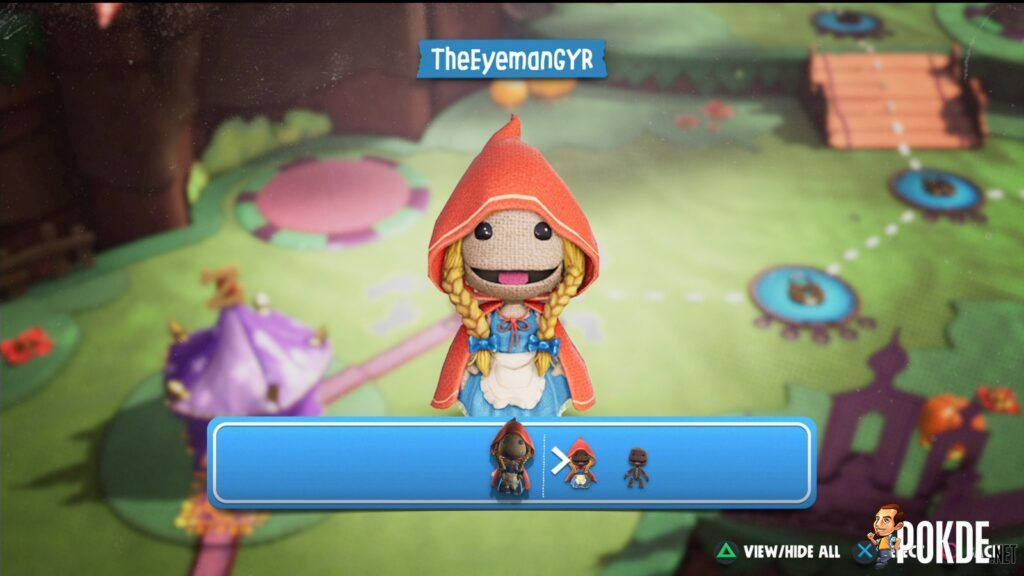 Sackboy A Big Adventure Review - Even Better With Friends