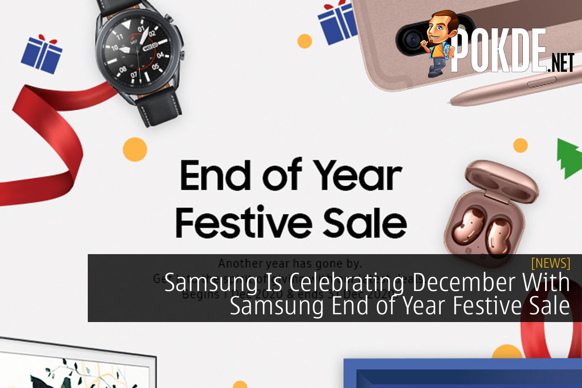 Samsung End of Year Festive Sale cover