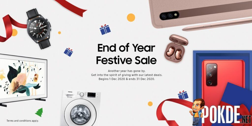 Samsung End of Year Festive Sale