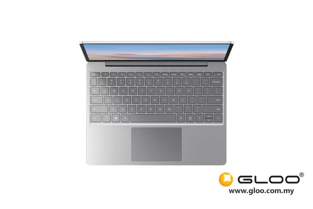 Surface Laptop Go keyboard gloo