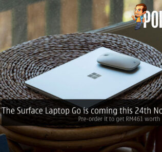 Surface laptop go 24th november gloo preorder cover