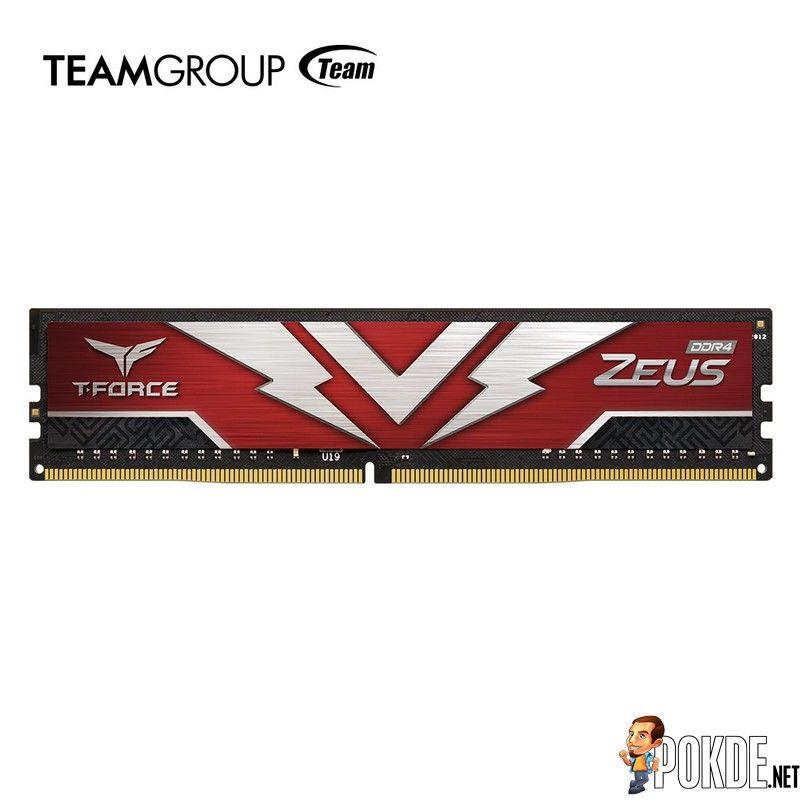 T-FORCE ZEUS DDR4 U-DIMM