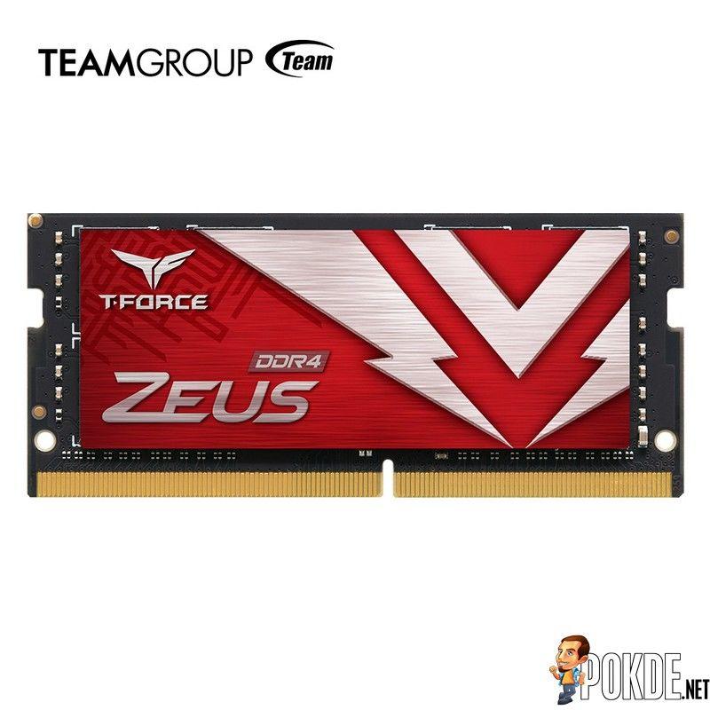 T-FORCE ZEUS SO-DIMM DDR4