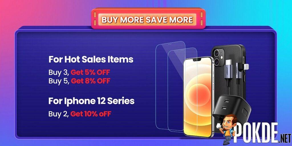 UGREEN 11.11 Big Sale Storewide Discount