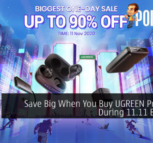 UGREEN 11.11 Big Sale cover