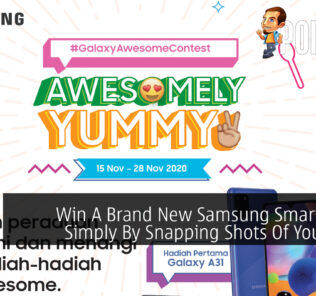 Win A Brand New Samsung Smartphone Simply By Snapping Shots Of Your Food 36