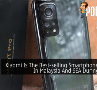 Xiaomi Is The Best-selling Smartphone Brand In Malaysia And SEA During 11.11 30