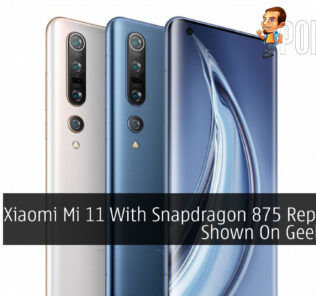 Xiaomi Mi 11 With Snapdragon 875 Reportedly Shown On Geekbench 24