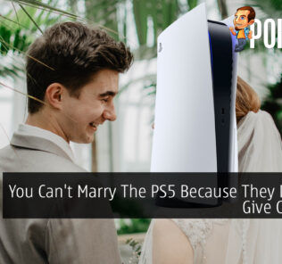 You Can't Marry The PS5 Because They Did Not Give Consent 30