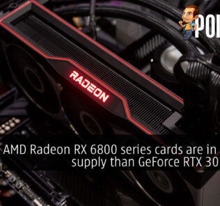 amd radeon rx 6800 series short supply cover