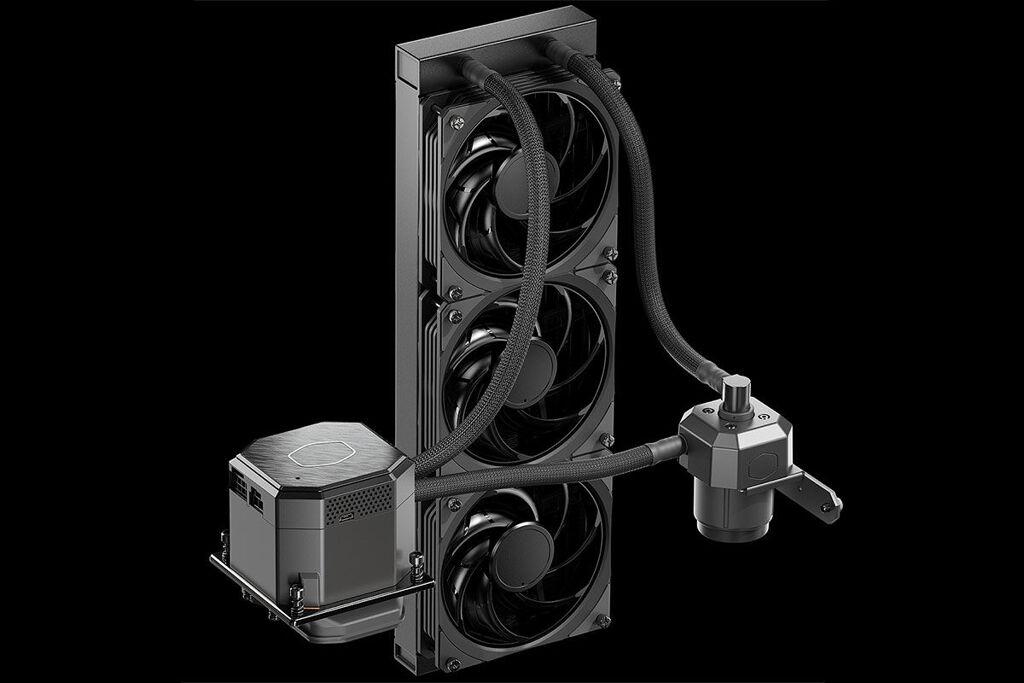 cooler master masterliquid ml360 sub-zero tec