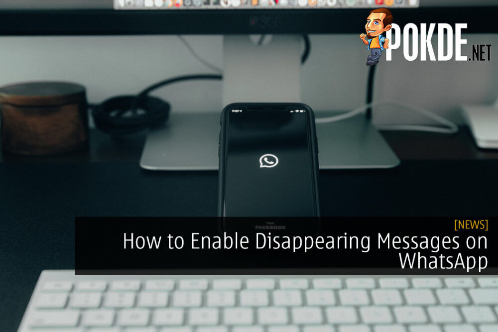 How to Enable Disappearing Messages on WhatsApp