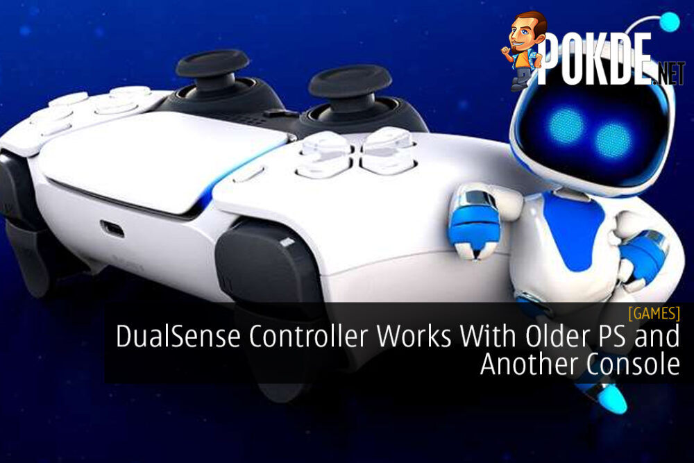 DualSense Controller Works With Older PlayStation and Another Console