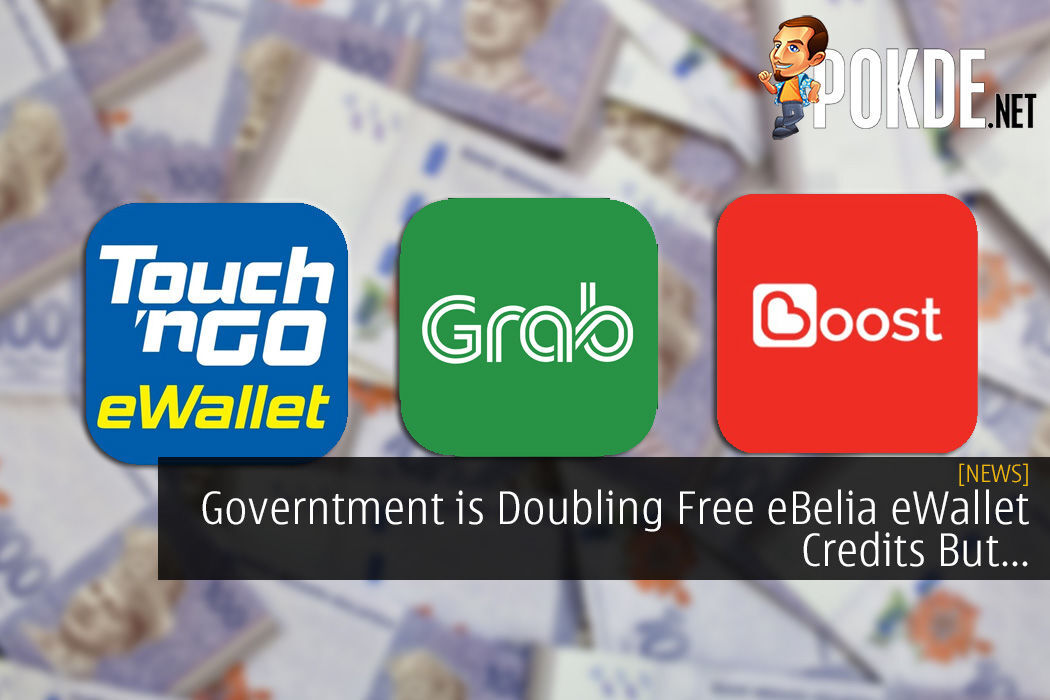 Governtment is Doubling Free eBelia eWallet Credits But There is a Catch