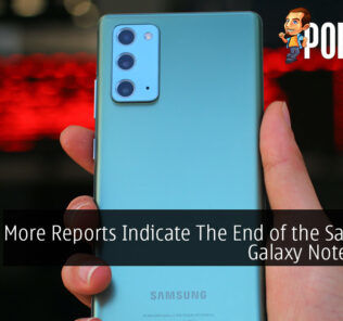 More Reports Indicate The End of the Samsung Galaxy Note Series