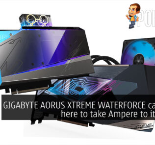 gigabyte aorus xtreme waterforce cover