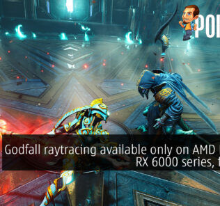 godfall raytracing amd radeon rx 6000 series cover