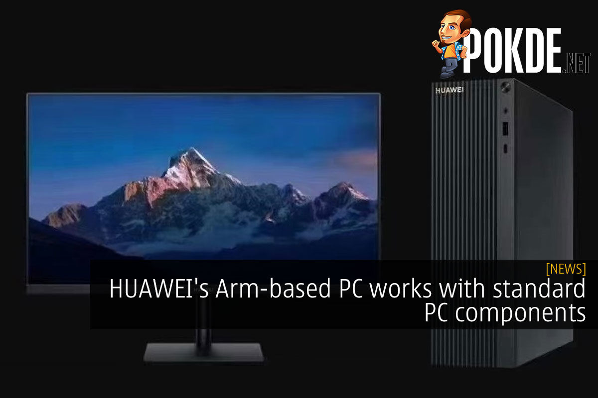 huawei arm based pc cover