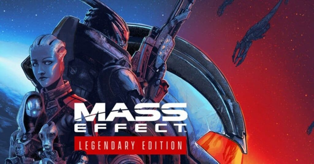 Mass Effect Legendary Edition Remasters the Trilogy and Adds New Content 24