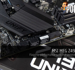 msi meg z490 unify review cover