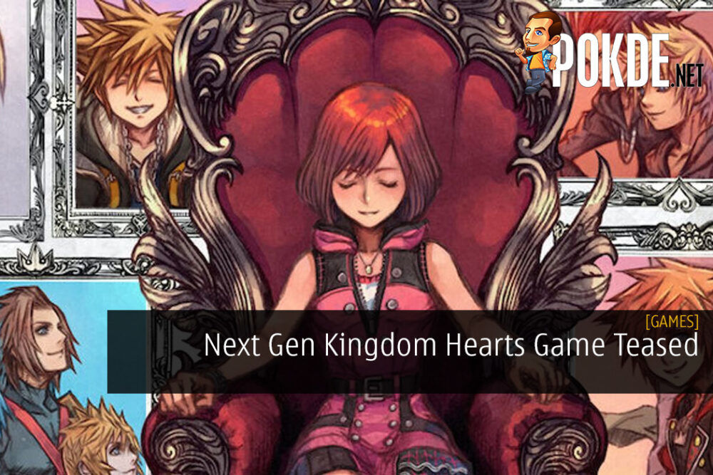 Next Gen Kingdom Hearts Game Teased for PS5 and Xbox Series X