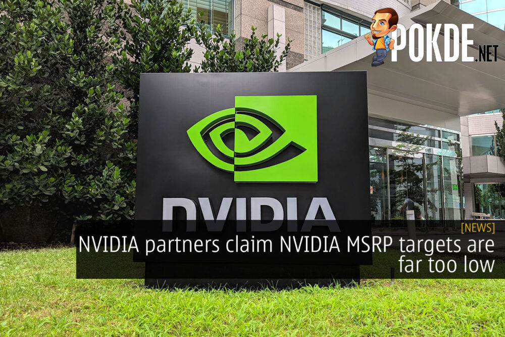 nvidia msrp too low cover