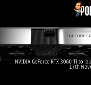 NVIDIA GeForce RTX 3060 Ti to launch on 17th November? 29