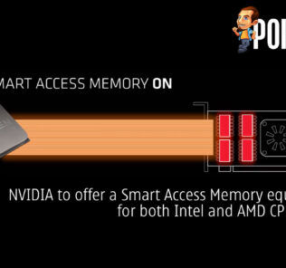 nvidia smart access memory cover