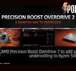precision boost overdrive 2 undervolt cover