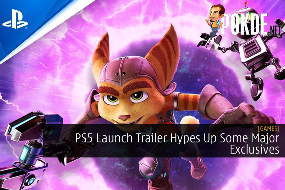 PS5 Launch Trailer Hypes Up Some Major Exclusives - Reveals Release Window 22