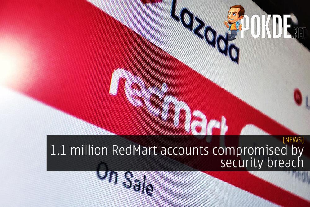 redmart security breach cover