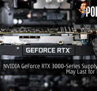 NVIDIA GeForce RTX 3000-Series Supply Issues May Last for Months